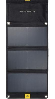 Powertraveller Falcon 21 solcelleladere-batteripakke på Addnature.no
