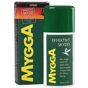 Mygga insektsspray mot mygg på Addnature.no
