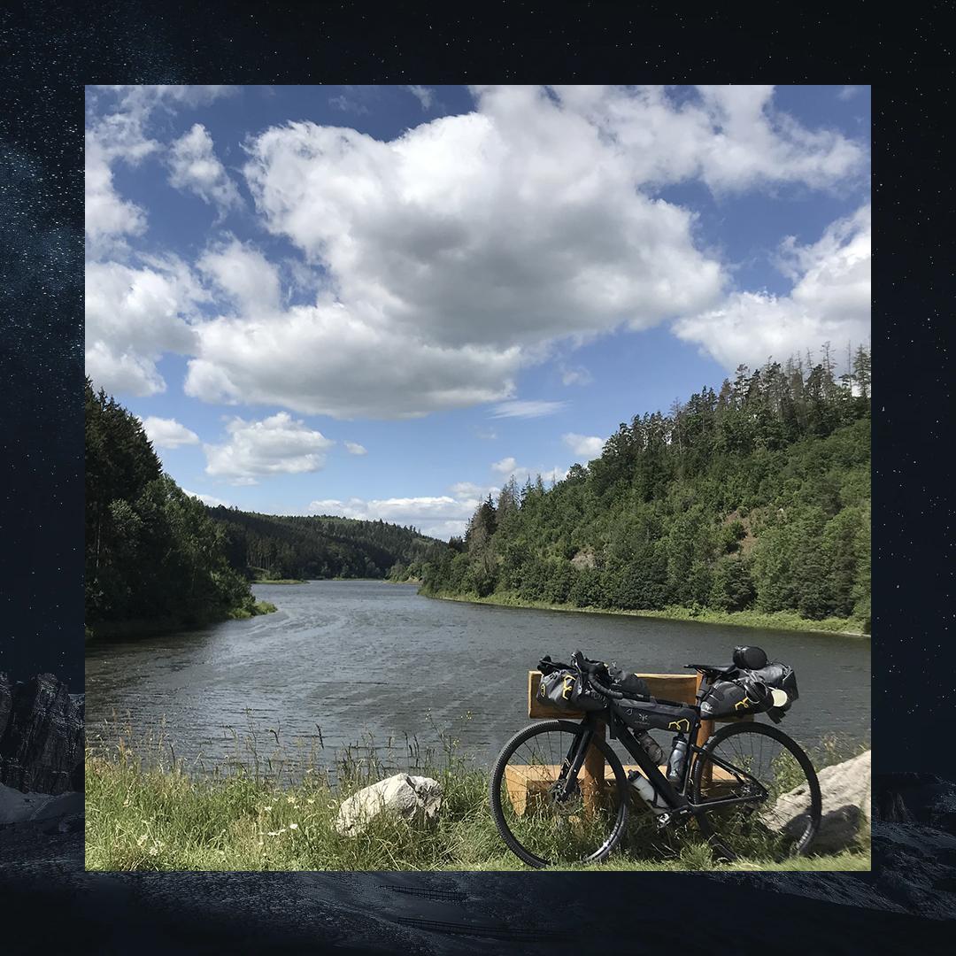 Madeleines bikepacking eventyr